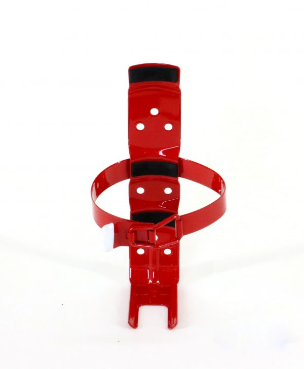 Vehicle/Marine Fire Extinguisher Bracket 5lb Front Closed