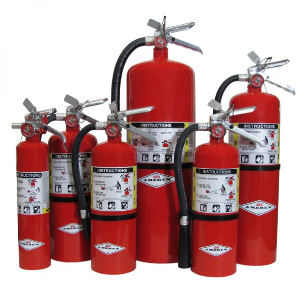 5lbs ABC Dry Chemical Fire Extinguishers-0
